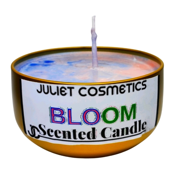 BLOOM SCENTED CANDLES